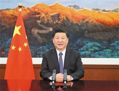 习近平在亚洲基础设施投资银行 第五届理事会年会视频会议开幕式上致辞